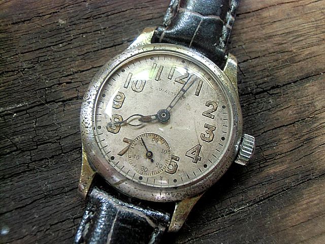 WALTHAMのSapphire1919