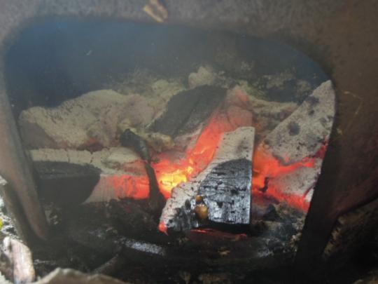 お盆 BBQ H2608