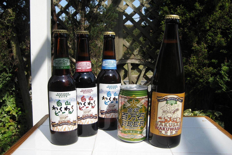わくわくファーム川北産地ビール