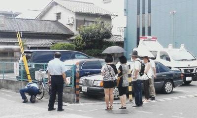 京口町事故-