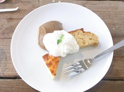 ハンモックケーキケーキ