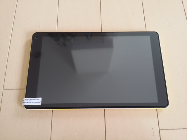 WinPad A1 mini 前面