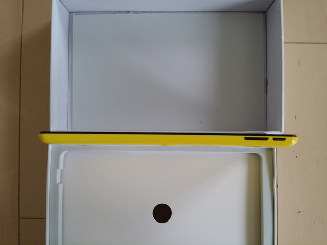 WinPad A1 mini ボタン