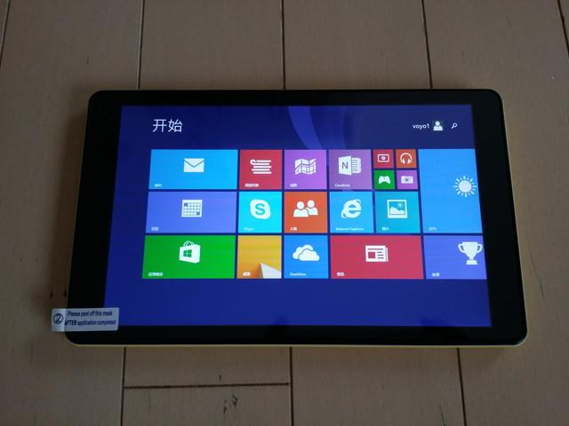 WinPad A1 mini 中国語Windows