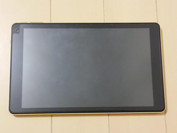 WinPad A1 mini 新液晶保護シート完成