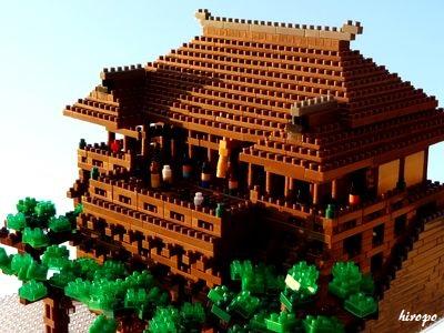 夏の清水寺B400