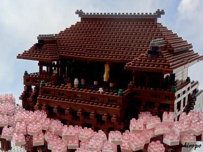 春の清水寺400