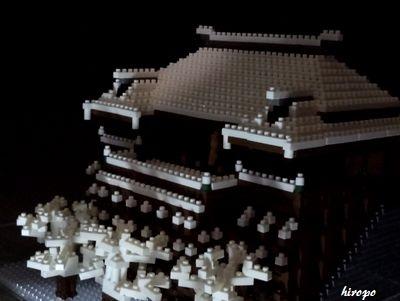 清水寺の冬夜景400