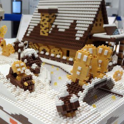 nanoお菓子の家400