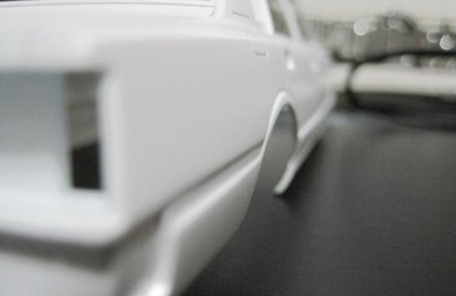 アオシマ 430 セダン 個人タクシー