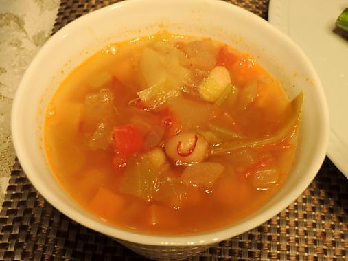 2月19日 野菜スープ