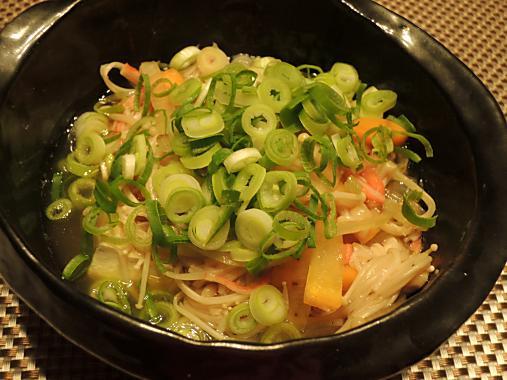 3月22日 温豆腐の野菜あんかけ