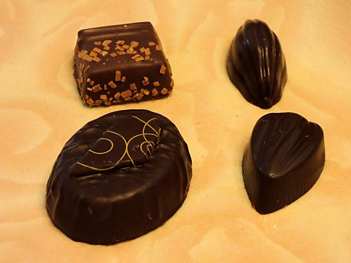4月5日 チョコレート