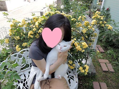 5月1日 母とプー次郎