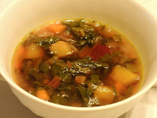 4月14日 スープ