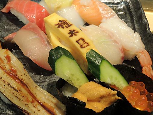 5月17日 お寿司