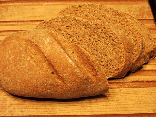 5月18日 ふすまパン