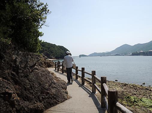5月24日 仙酔島