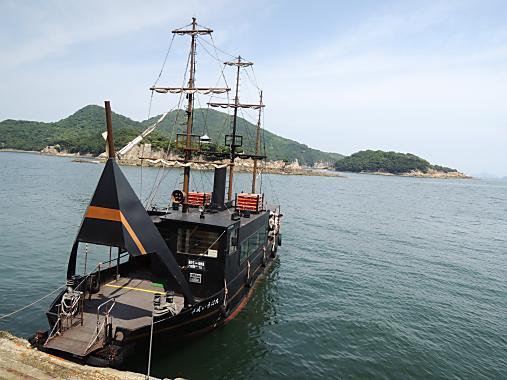 5月24日 仙酔島3