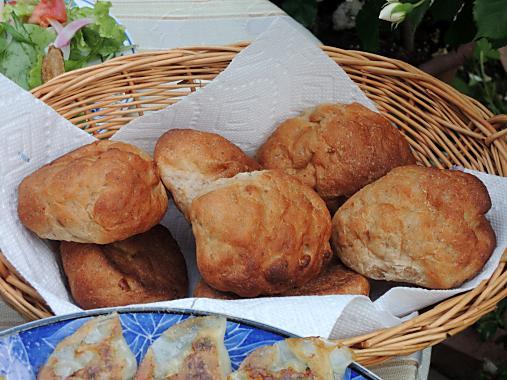 5月25日 イチジクのパン