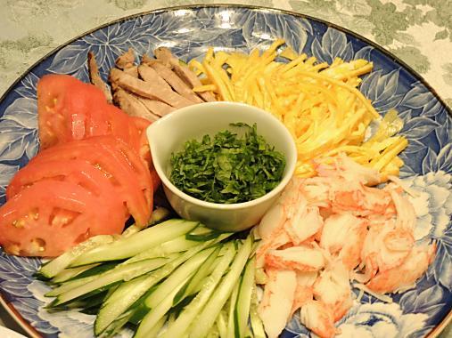 6月29日 素麺