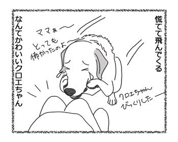 羊の国のラブラドール絵日記シニア!!「クロエちゃんからのプレゼント」3