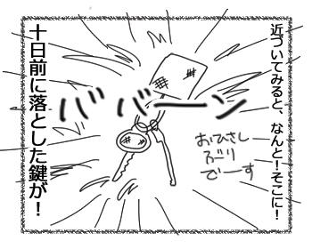 羊の国のラブラドール絵日記シニア!!「三度目の正直」2