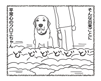 羊の国のラブラドール絵日記シニア!!「三犬三様」2