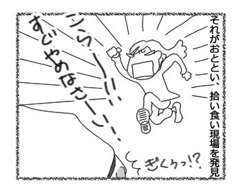 羊の国のラブラドール絵日記シニア!!「反省エビスくん」2