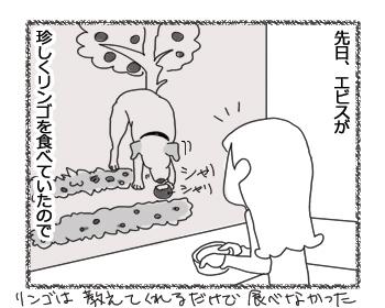 羊の国のラブラドール絵日記シニア!!「ソムリエの失敗」3