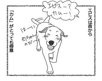 羊の国のラブラドール絵日記シニア!!「カムとゴー」1