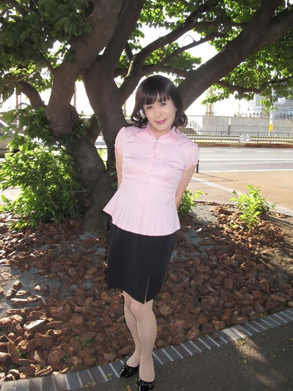 090427熱海ピンク半袖(3)