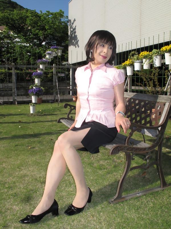 090427熱海ピンク半袖(5)