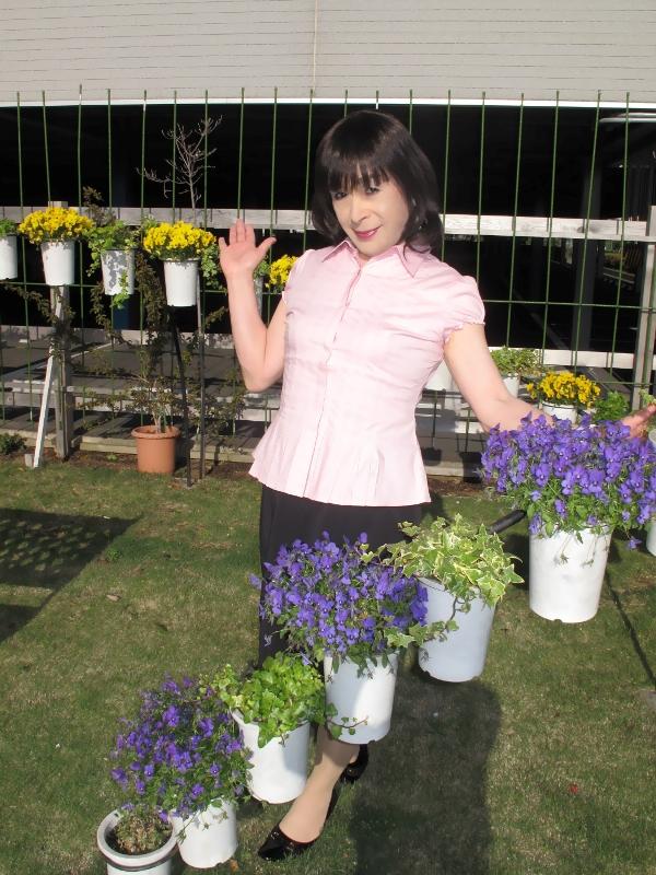 090427熱海ピンク半袖(6)