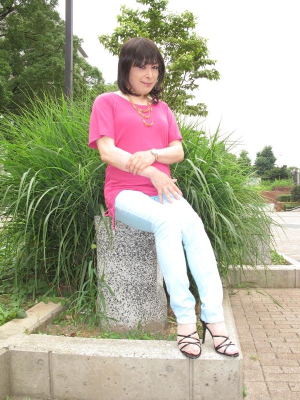 090718赤トップスキニー(2)