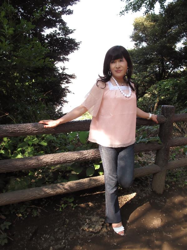 090813江の島ピンクトップス(2)