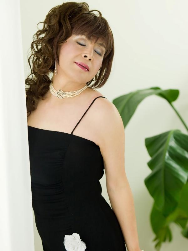 黒ドレスB(6)