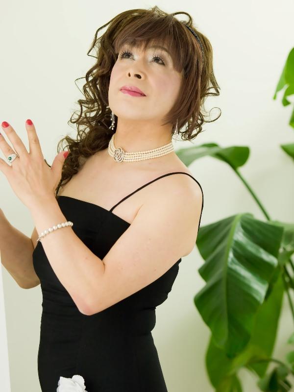 黒ドレスB(9)