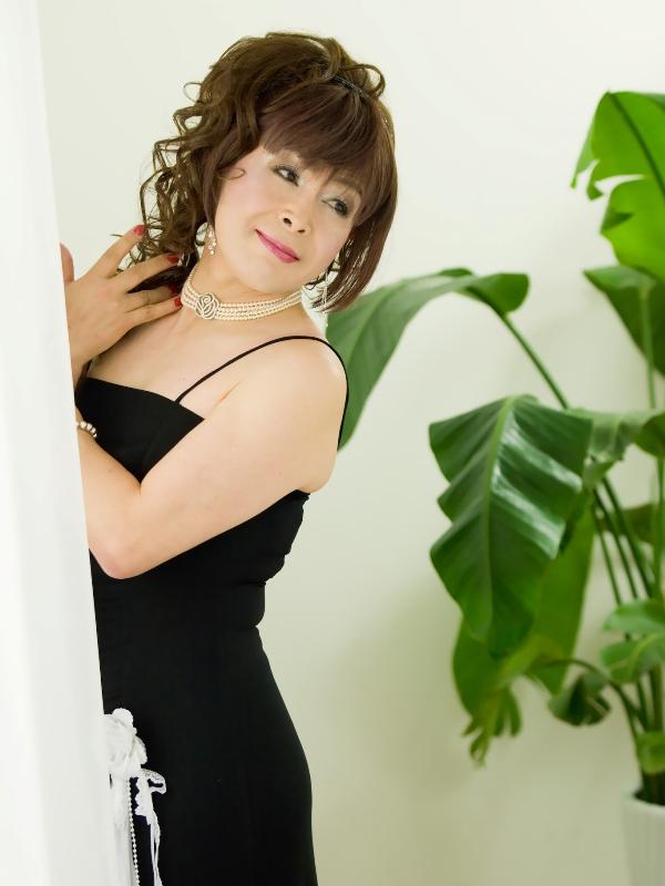 黒ドレスB(12)
