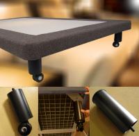 このベッドならルンバなどのお掃除ロボットが使える