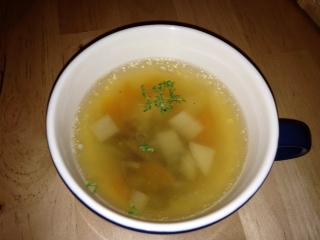 スープ(トラットリアリベルタ)