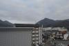 高梁市から見た城山