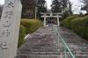 木野山神社石段
