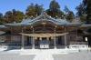 秋葉山本宮拝殿