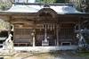 岩神神社狛犬