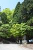 名草神社入口