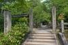 会津藩殉難者墓地入口