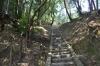 神龍社石段