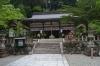 丹生川上神社拝殿