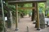 丹生川上神社爺婆石